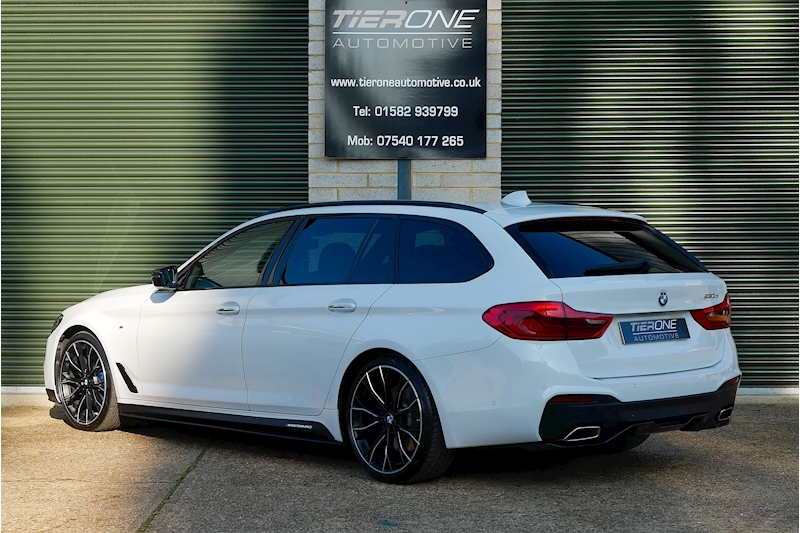 BMW 5 Series 530D M Sport Touring - Large 8