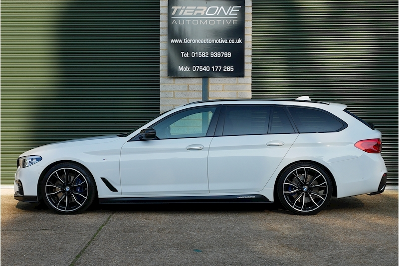 BMW 5 Series 530D M Sport Touring - Large 9