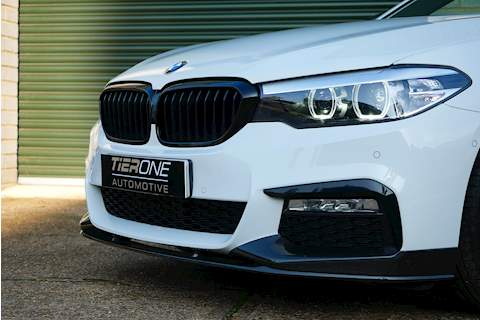 BMW 5 Series 530D M Sport Touring - Large 14