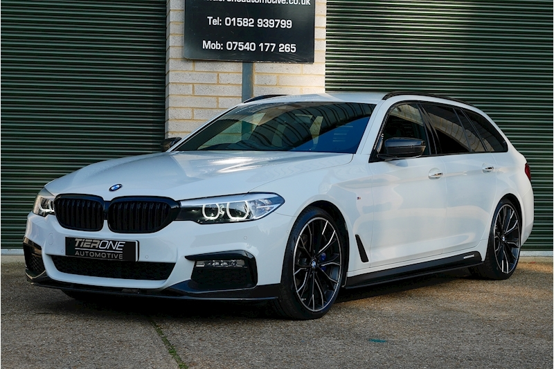BMW 5 Series 530D M Sport Touring - Large 37