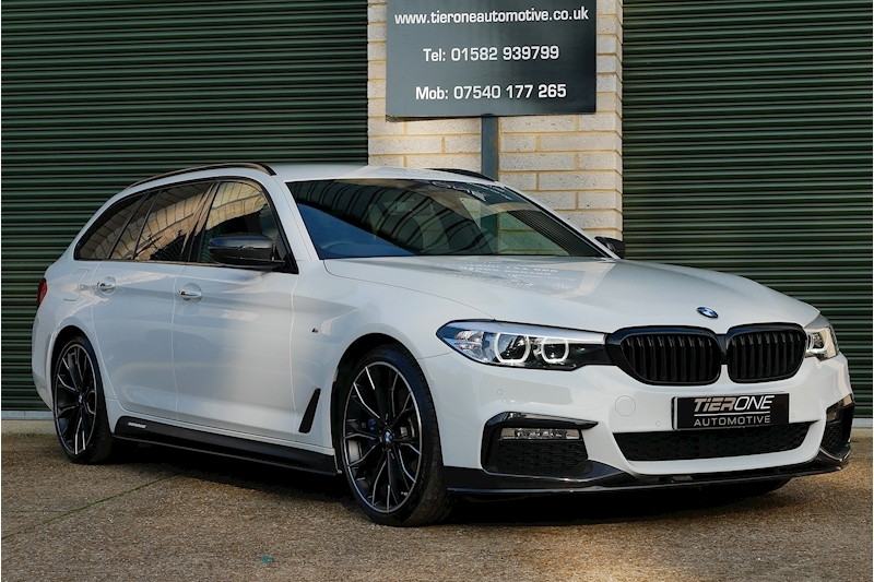 BMW 5 Series 530D M Sport Touring - Large 38