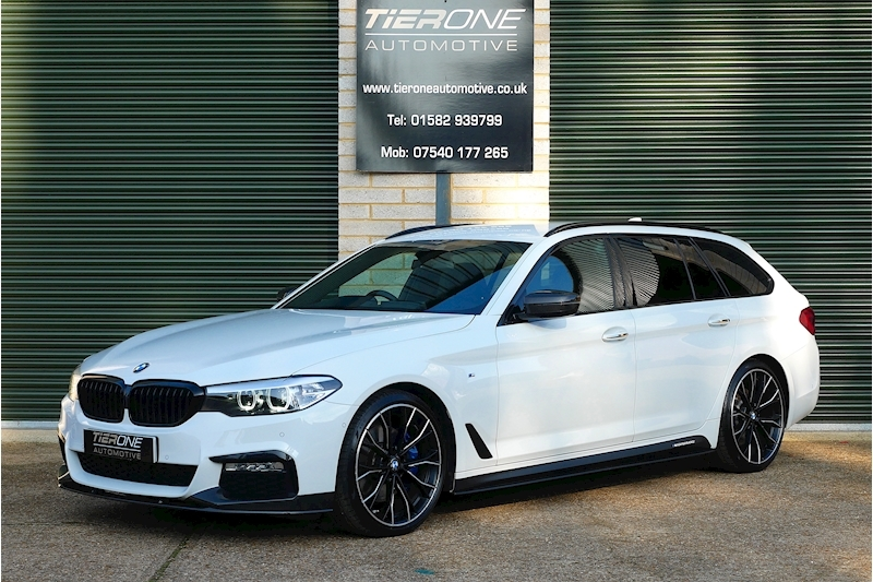 BMW 5 Series 530D M Sport Touring - Large 0
