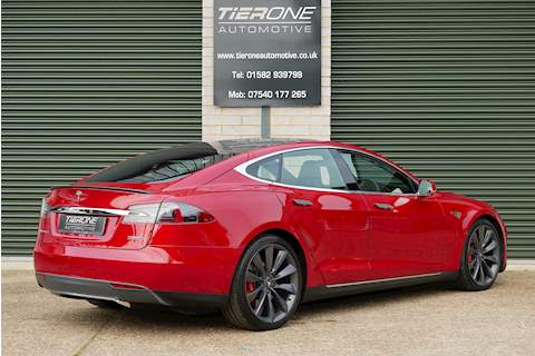 Model S P90d Limousine 0.0 Automatic Electric