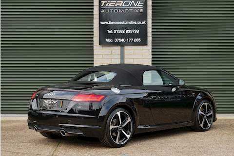 Audi TT Tfsi S Line Black Edition - Large 23