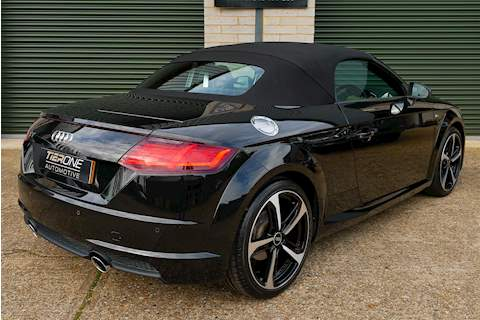 Audi TT Tfsi S Line Black Edition - Large 17
