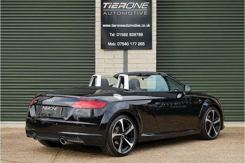 Audi TT Tfsi S Line Black Edition - Large 1