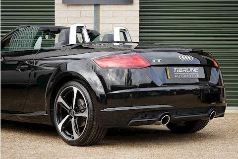 Audi TT Tfsi S Line Black Edition - Large 25