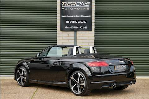 Audi TT Tfsi S Line Black Edition - Large 8