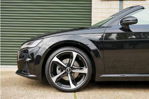 Audi TT Tfsi S Line Black Edition - Large 20