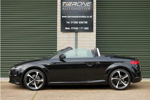 Audi TT Tfsi S Line Black Edition - Large 9