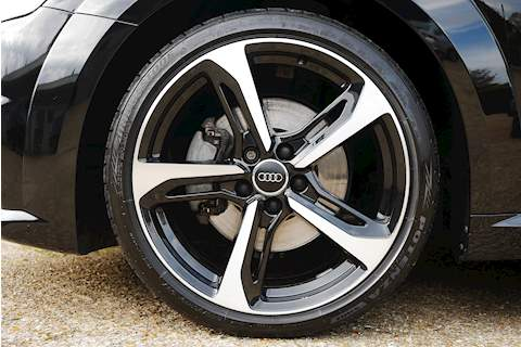 Audi TT Tfsi S Line Black Edition - Large 6