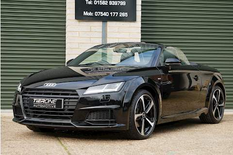 Audi TT Tfsi S Line Black Edition - Large 28