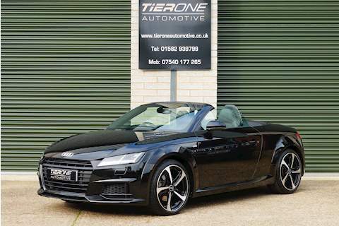 Audi TT Tfsi S Line Black Edition - Large 0