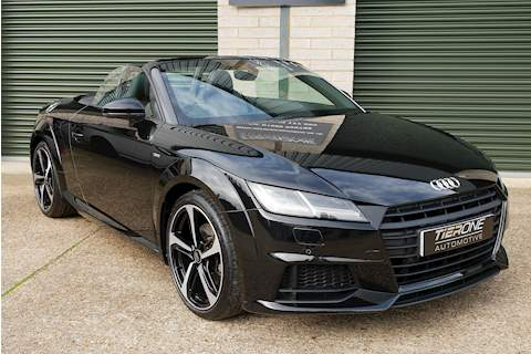 Audi TT Tfsi S Line Black Edition - Large 33