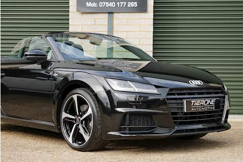 Audi TT Tfsi S Line Black Edition - Large 24