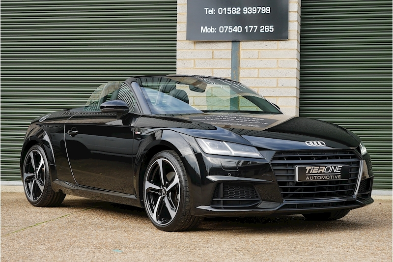 Audi TT Tfsi S Line Black Edition - Large 37