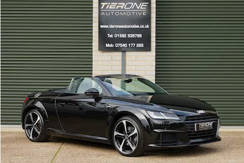 Audi TT Tfsi S Line Black Edition - Large 7