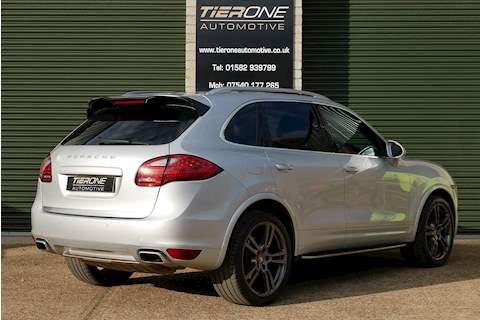 Cayenne D V6 Tiptronic S Estate 3.0 Automatic Diesel