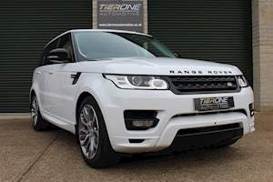Land Rover Range Rover Sport Sdv6 Autobiography Dynamic - Large 19