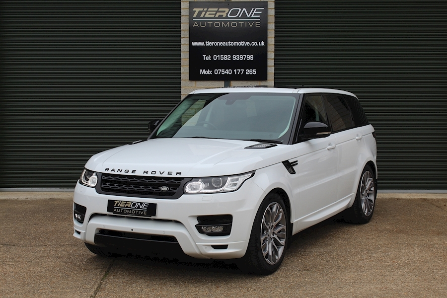 Land Rover Range Rover Sport Sdv6 Autobiography Dynamic - Large 0