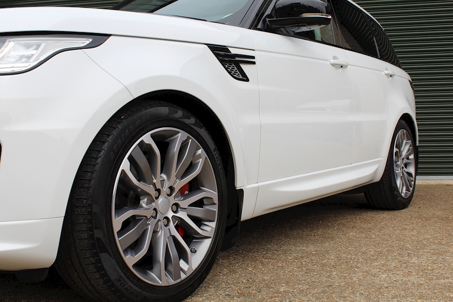 Land Rover Range Rover Sport Sdv6 Autobiography Dynamic - Large 21