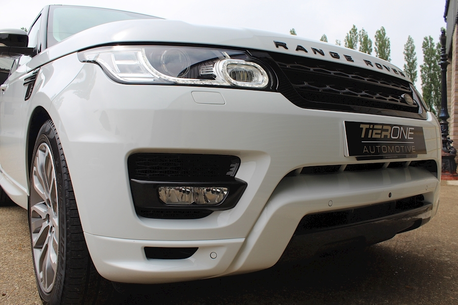 Land Rover Range Rover Sport Sdv6 Autobiography Dynamic - Large 29