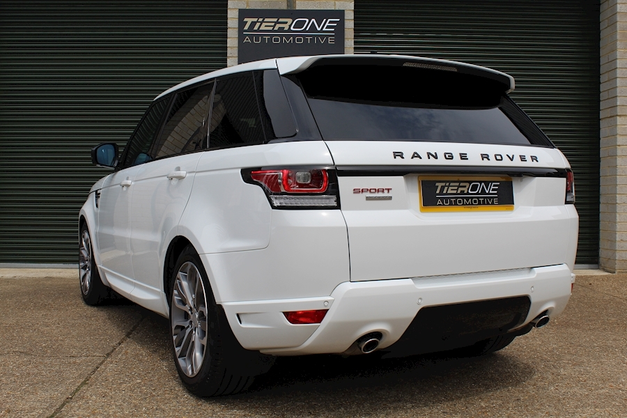 Land Rover Range Rover Sport Sdv6 Autobiography Dynamic - Large 28