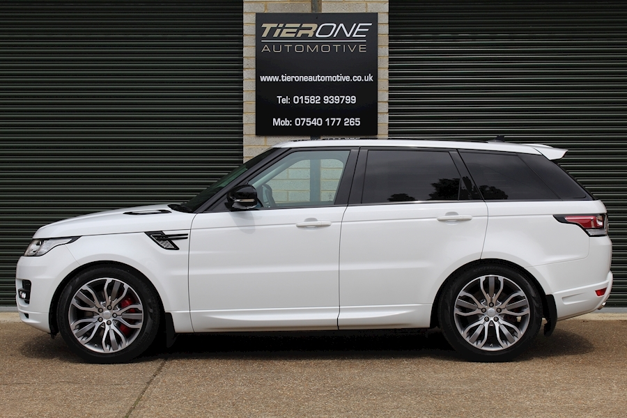 Land Rover Range Rover Sport Sdv6 Autobiography Dynamic - Large 4