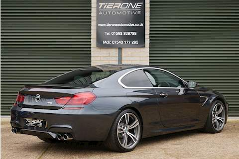M6  Coupe 4.4 Automatic Petrol