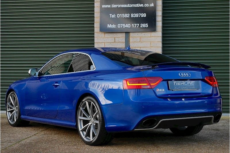 Audi RS5 Fsi Quattro - Large 37