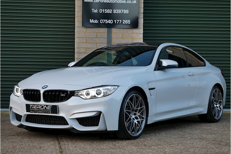 BMW M4 Competition Pack - Large 34