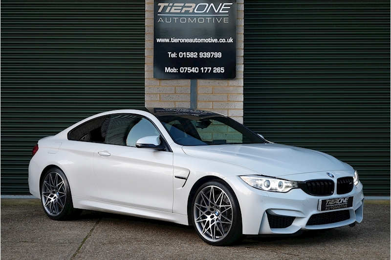 BMW M4 Competition Pack - Large 7