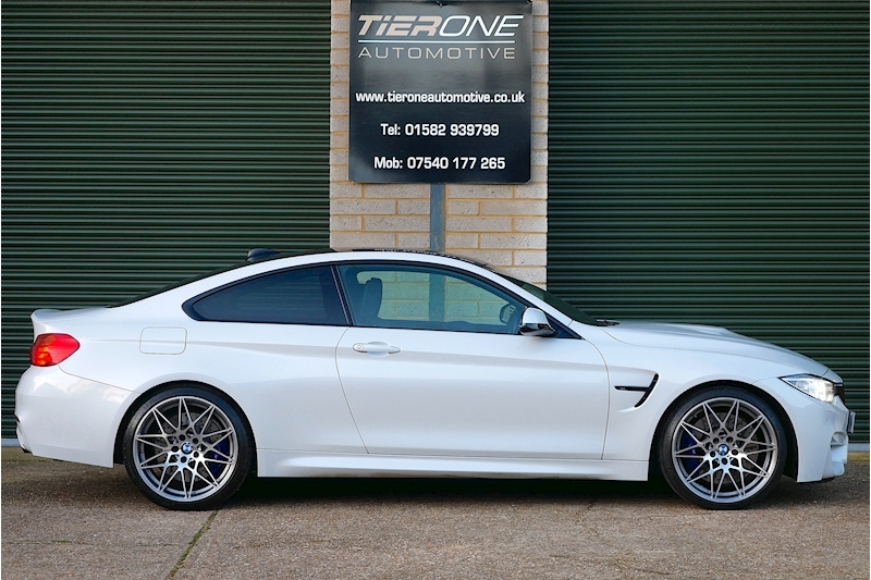 BMW M4 Competition Pack - Large 2