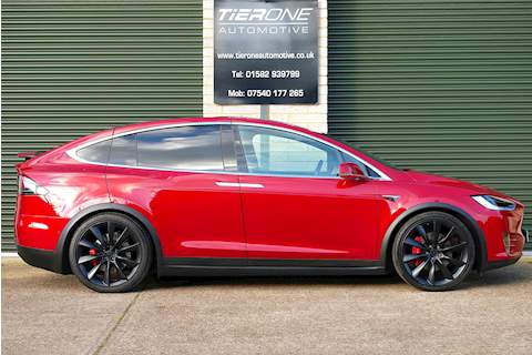 Model X P90d Hatchback 0.0 Automatic Electric