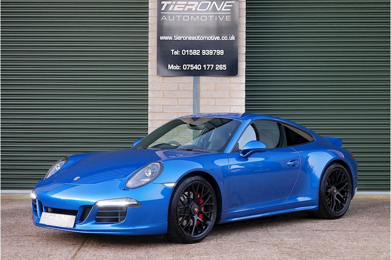 911 Carrera Gts Pdk Coupe 3.8 Automatic Petrol