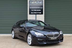 BMW 6 Series 640D M Sport Gran Coupe - Large 1