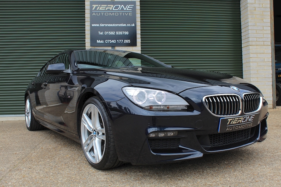 BMW 6 Series 640D M Sport Gran Coupe - Large 32