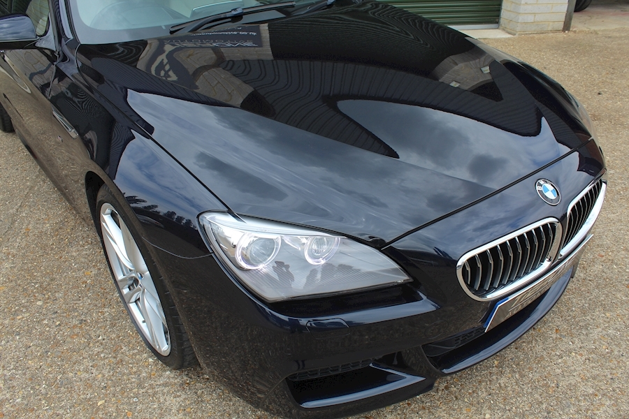 BMW 6 Series 640D M Sport Gran Coupe - Large 31