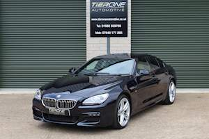 BMW 6 Series 640D M Sport Gran Coupe - Large 0