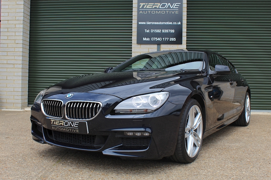 BMW 6 Series 640D M Sport Gran Coupe - Large 33