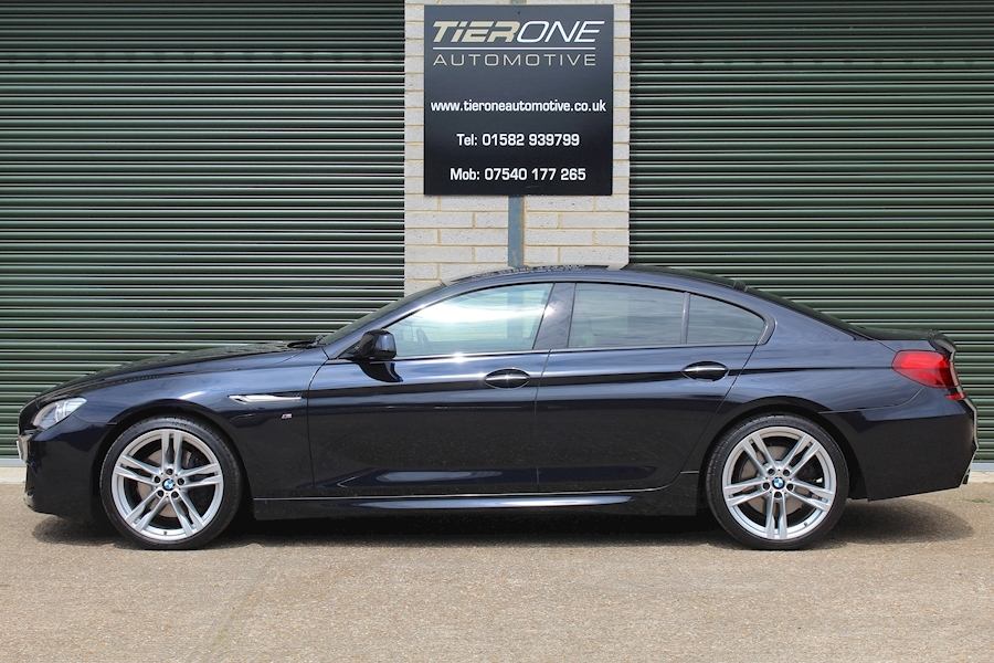 BMW 6 Series 640D M Sport Gran Coupe - Large 4