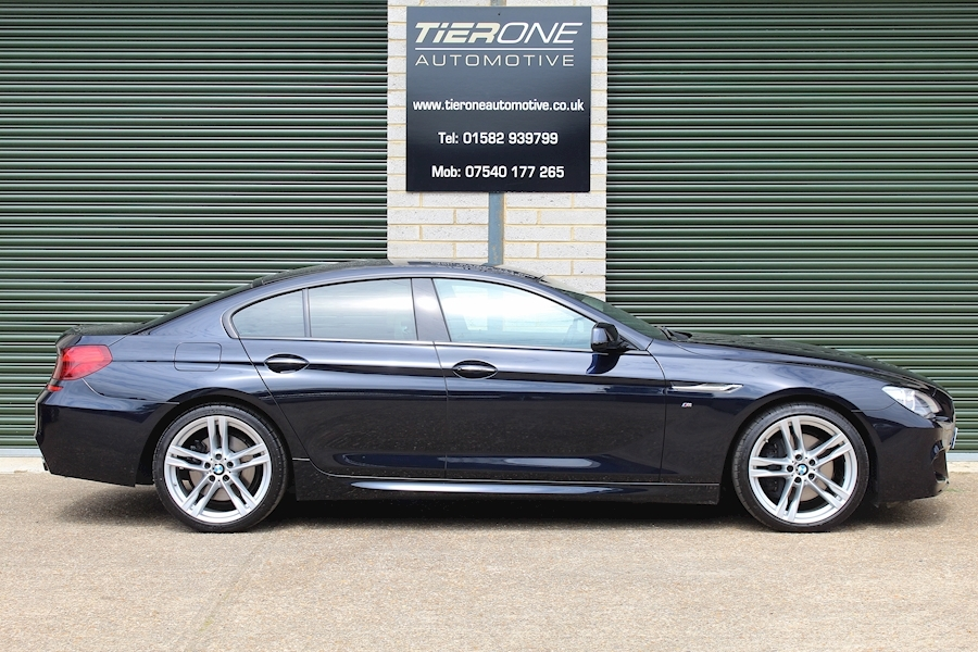 BMW 6 Series 640D M Sport Gran Coupe - Large 5