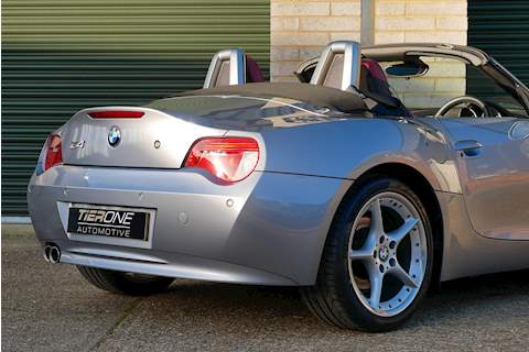 BMW Z4 Si Sport Roadster - Large 32