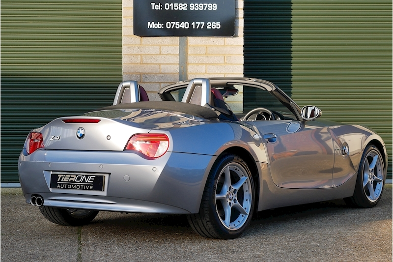 BMW Z4 Si Sport Roadster - Large 33