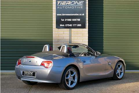 BMW Z4 Si Sport Roadster - Large 1