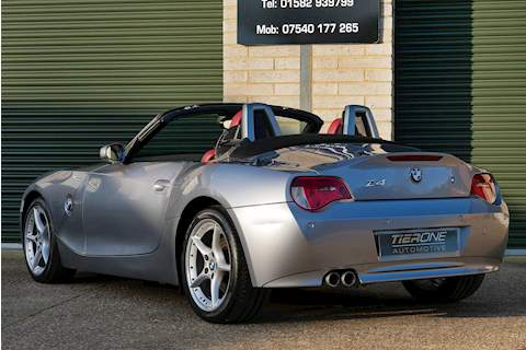 BMW Z4 Si Sport Roadster - Large 34