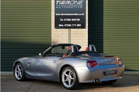BMW Z4 Si Sport Roadster - Large 8