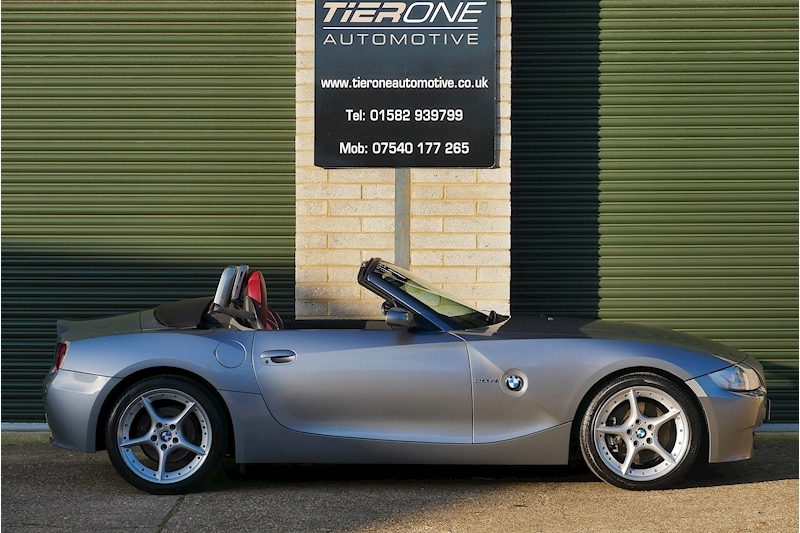 BMW Z4 Si Sport Roadster - Large 35
