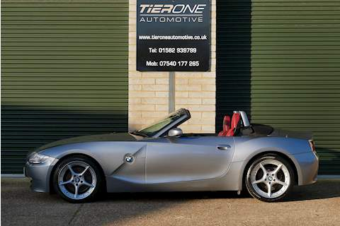 BMW Z4 Si Sport Roadster - Large 9