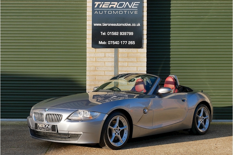 BMW Z4 Si Sport Roadster - Large 0